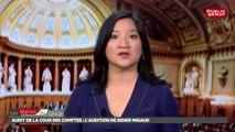 Audition de Muriel Pénicaud, ministre du Travail - Les matins du Sénat (08/08/2017)