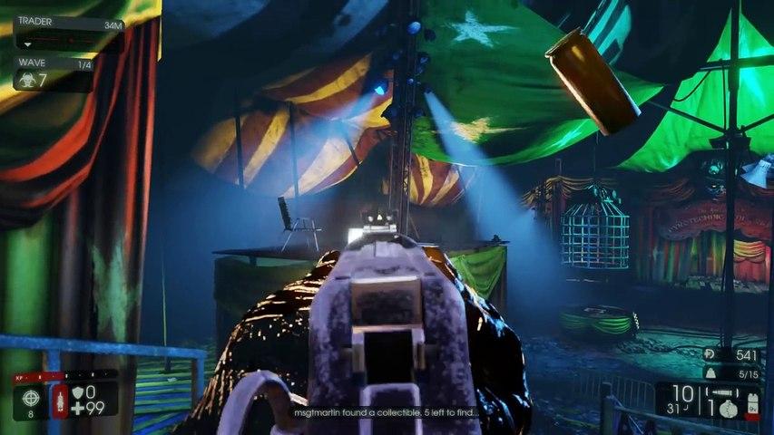 Killing Floor 2: The Tragic Kingdom Collectibles