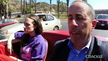 Comedians In Cars Getting Coffee: Single Shot Comedians Going Nowhere Crackle