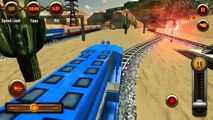 Train Racing Games 3D 2 Player - Android Gameplay #2