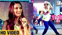 Kriti Sanon Taking Dancing Lessons From Tiger Shroff
