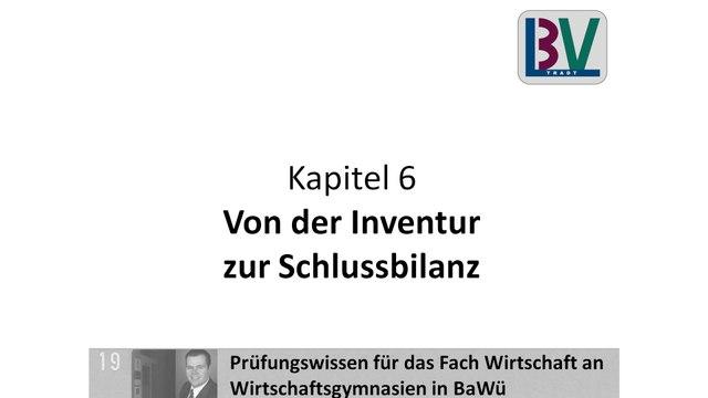 Inventur Bilanz Bewertung Zählen Messen Wiegen Schätzen [WG K06 T17]
