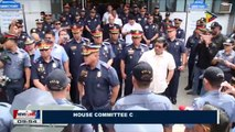 House committee conducts hearing on police discipline