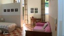 L'ancienne école de Boufféré transformée en maison d'hôte