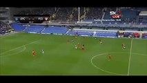 Sandro Ramírez estreia-se a marcar pelo Everton... aos 32 segundos