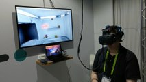 Experimental VR Game Uses Your Brain Waves