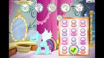 Par par soins Jeu cheveux cheval enfants petit fabricant poney vers le haut en haut vidéo animal salon gameplay tutotoon