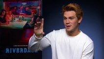 KJ Apa reveals the best and worst thing about Cole Sprouse