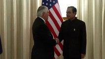 Segretario Usa Tillerson a Bangkok, obiettivo: isolare Pyongyang