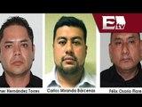 Cae banda dedicada al robo de relojes de lujo en el DF / Titulares Vianey Esquinca