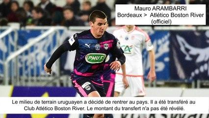 JT du Mercato (09/08/17) : Otavio à Bordeaux, Cafu à Bordeaux, Mbappé vers PSG...