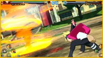 NEW Hokage Naruto ROAD to BORUTO OFFICIAL Moveset | NARUTO Storm 4 DLC