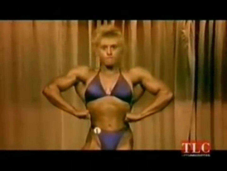 SUPERSIZE SHE - JOHANNA THOMAS - FEMALE BODYBUILDING DOCUMENTARY - Female Bodybuilding Muscle Fitnes