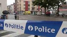Detenido en Bruselas un conductor sospechoso de llevar explosivos