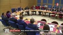Emplois fictifs présumés : Michel Mercier renonce au Conseil constitutionnel