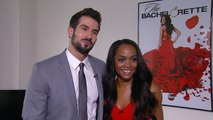 EXCLUSIVE: Rachel Lindsay and Fiance Bryan Abasolo Dish on Life and Love After 'The Bachelorette'