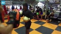 MUAY THAI MONSTER Buakaw Banchamek   Muscle Madness