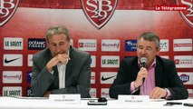 Football Ligue 2. Stade Brestois : Denis Le Saint pr?sident
