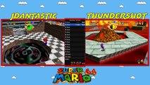 Shifting Sand Comeback! | Super Mario 64 The Race to 120 Stars w/ Thundershot