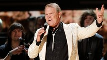 Country star Glen Campbell dies at 81