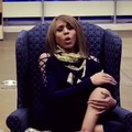 Singer Deborah Cox sings Whitney Houstons run to you