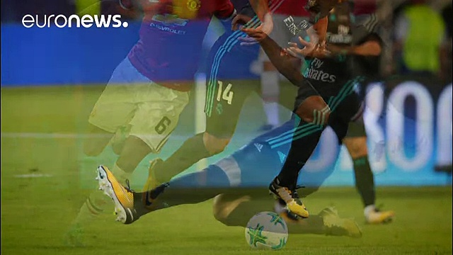 Real Madrid beat Manchester United to win European Super Cup – USA SPORTS