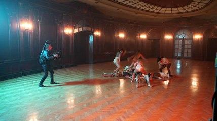 Los Temerarios - Me Partiste el Corazón, Video Bts (Detrás de Cámaras)