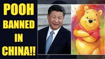 China bans Winnie the Pooh for resemblance to Xi Jinping | Oneindia News