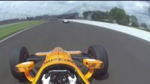 Fernando Alonso Engine Failure (Lap 179) (2017 Indianapolis 500) [Indy 500]