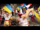 """L'ensemble ukrainien """"Barvinok"""" à Valréas"""