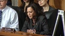Senator Harris questions DHS Nominee, General John Kelly
