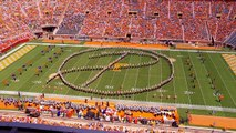 """""""Pride of the Southland"""" Marching Bands Halftime Tribute to Pat Summitt Full Program"""