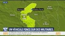 """Militaires blessés à Levallois-Perret: """"C'est sans aucun doute un acte délibéré"""" pour Patrick Balknay"""
