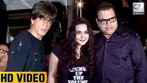 Shah Rukh Khan And Preity Zinta Party Together At Rohini Iyer's Birthday Bash