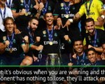 Real deserved Super Cup trophy - Ramos