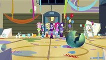 Time to Come Together [With Lyrics] - My Little Pony Equestria Girls Song