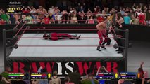 WWE 2K17 Brothers of Destruction vs DX | Undertaker. Kane vs Triple H. Shawn Michaels
