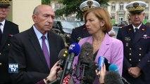 """Levallois-Perret: """"Les trois militaires hospitalisés à Percy ne sont pas gravement blessés"""", dit Parly"""