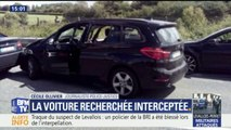 La voiture qui a percuté des militaires à Levallois-Perret a été interceptée