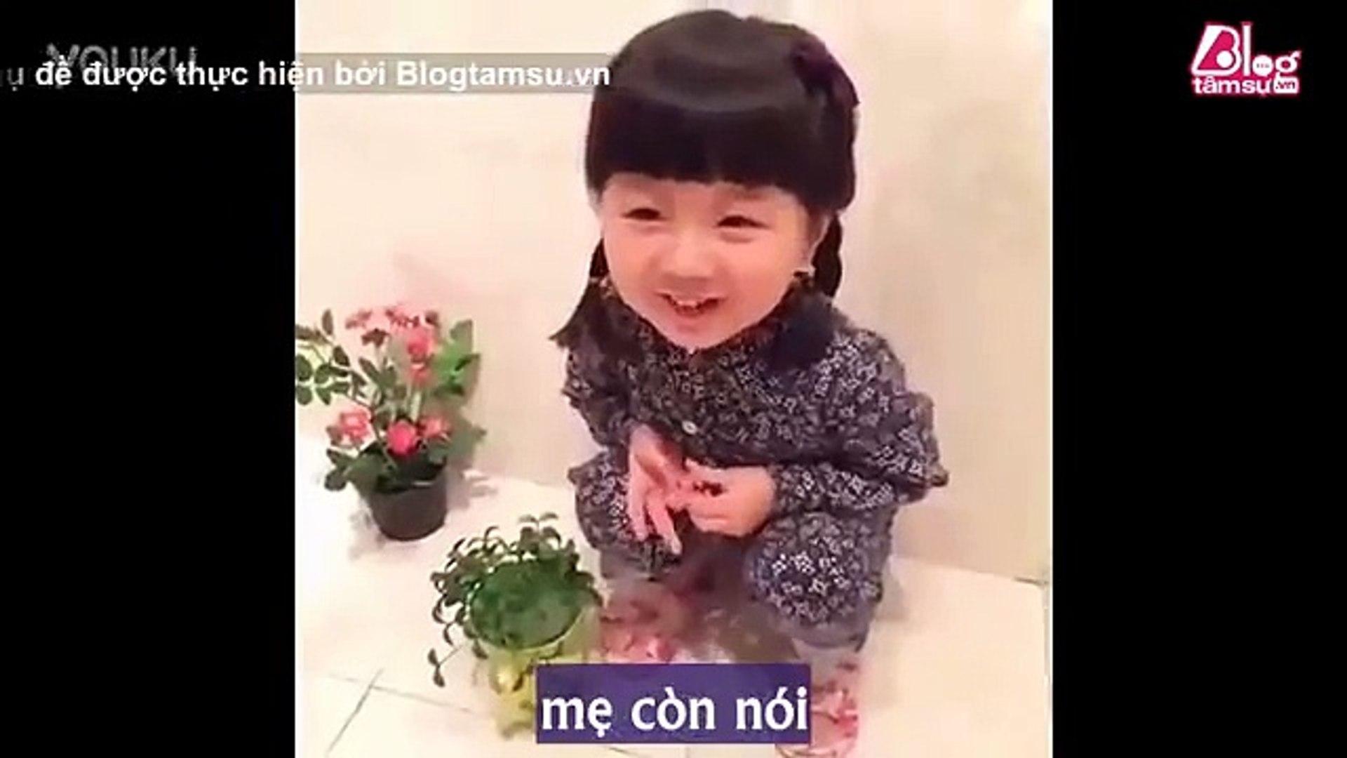 Clip Hài | Em bé siêu cute vạch trần lời nói dối của ba mẹ