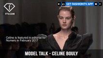 Models Spring Summer 2017 Celine Bouly | FashionTV