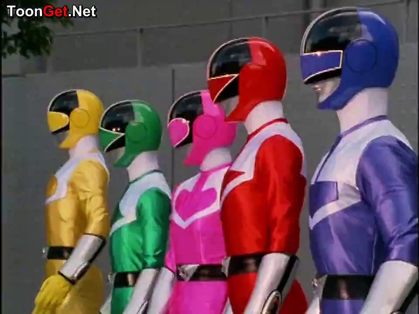 Power Rangers Time Force E 38