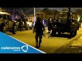 Aumenta la violencia en Tamaulipas; hay 18 muertos / Enfrentamiento en Tamaulipas