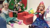 Y Ana por Navidad muñecas congelado regalos Niños apertura sorpresa juguetes 2017 Elsa toypals.tv