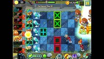 Plants vs Zombies 2 - Missile Toe in Action | Food Fight Event Pinata 11/19/2016 (November