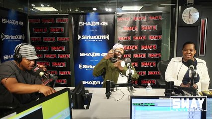 ASAP Twelvyy Performs Live on Sway in the Morning