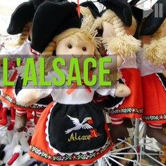 Le tourisme en Alsace