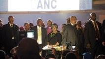 [Actualité] Afrique du Sud : Zuma s'adresse à la foule après sa victoire