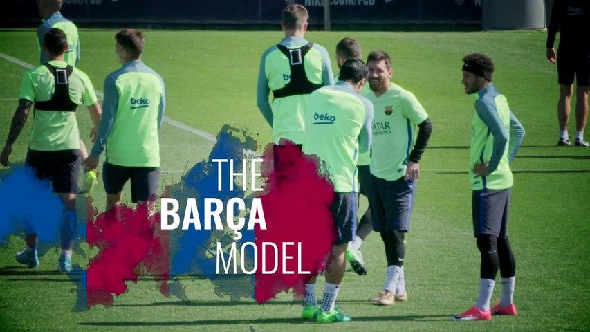 Football Whispers : The Barça Model   FC Barcelona   FWTV