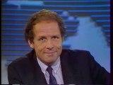 TF1 - 17 Janvier 1989 - Fin JT 20H (PPDA), météo (Michel Cardoze), pubs, Tapis vert